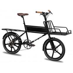 Vélo Cargo Le Petit Porteur transmission par dérailleur