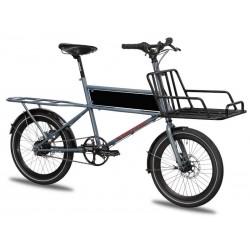 Vélo Cargo Le Petit Porteur transmission Shimano Nexus 8