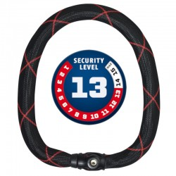 Chain Lock ABUS 9210/85 black