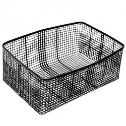 Rear Basket made of Oyster Bag