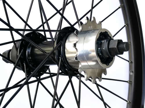 Transmission single speed