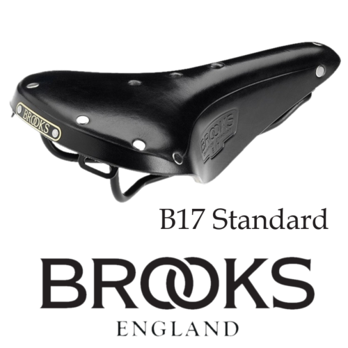 Brooks B17 Standard Black