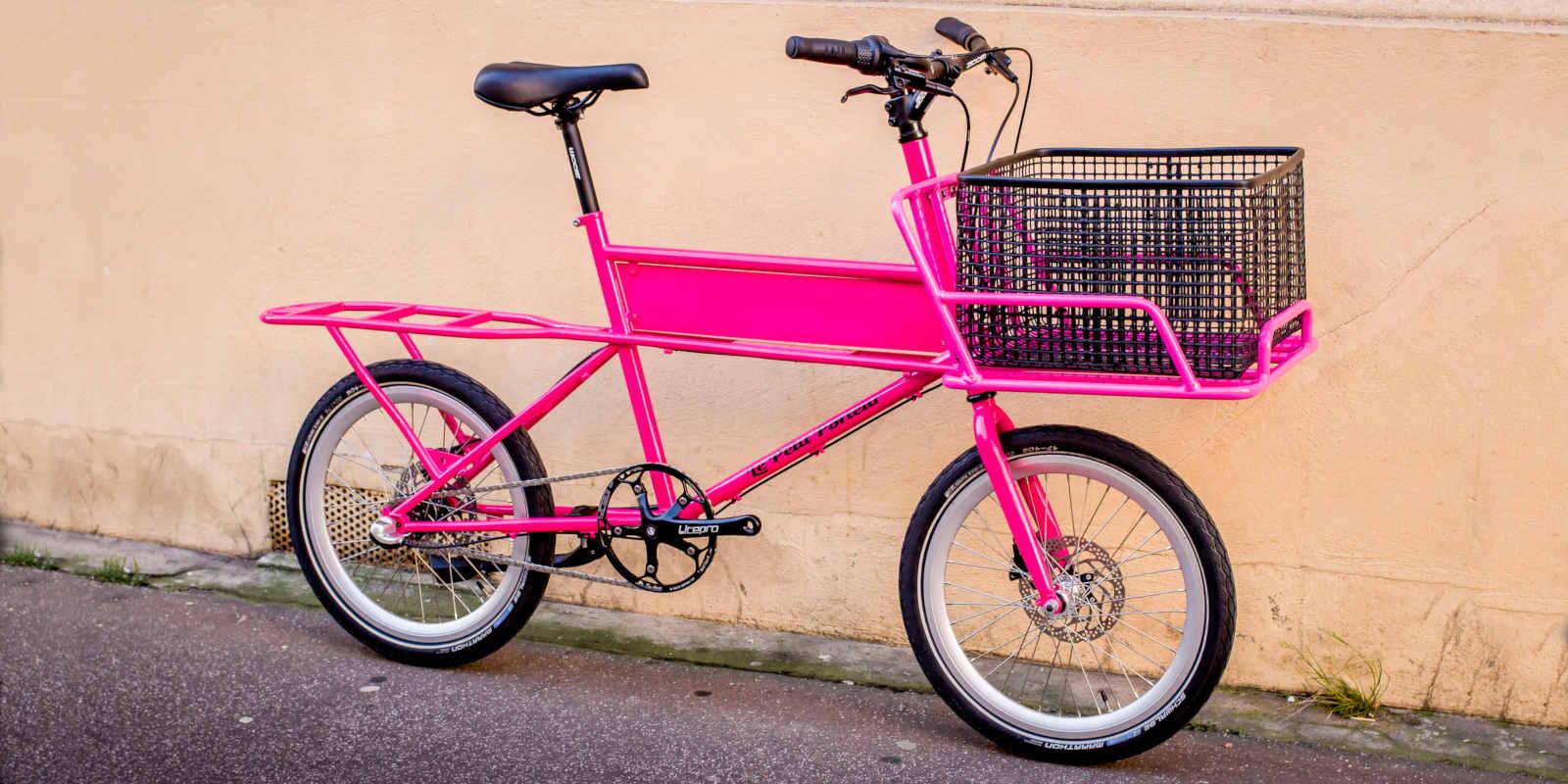 Le Petit Porteur Pink